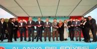 Alanya Belediyesi'nin  1 milyon 300 bin TL'lik yatırımını Bakan Çavuşoğlu açtı