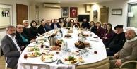 Alanya Kent Konseyi ve AGC kahvaltıda buluştu