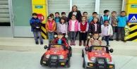 Alanya Trafik Park'ta eğitimler başladı