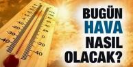 Alanya'da bugün hava nasıl olacak?
