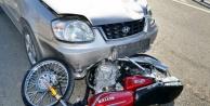 Alanya'da ehliyetsiz sürücü dehşet saçtı!