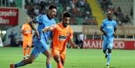 Alanyaspor Trabzon maçının ilk 11'i açıklandı