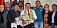 Başkan Yücel'den Alanyaspor taraftarını sevindiren jest