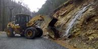 Büyükşehir Alanya'da kapalı yol bırakmadı