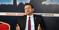 CHP'deki kriz için il başkanı Alanya'da