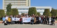 Erasmus ve Mevlana öğrencileri AÜ'de
