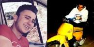 İki genç daha motosiklet kurbanı oldu!