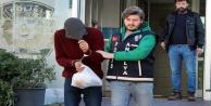 Klima hırsızları polise takıldı