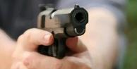 Komşuda silahlar konuştu!