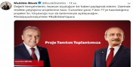 Böcek'in lansmanına Kılıçdaroğlu da gelecek