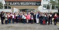 Umut veren proje Alanya Belediyesi'nde başladı