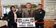 Yücel Beşiktaşlılarla buluştu