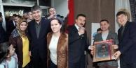Yücel ve Türel Alanya'daki Gazipaşalılardan destek istedi