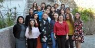 AGC kadın üyelerini unutmadı