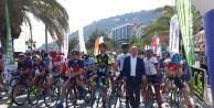 Alanya'da bisiklet heyecanı