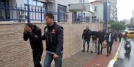 Alanya'da dev operasyon: 15 gözaltı, 1 kişi aranıyor!