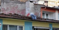Alanya'da talihsiz olay: Çatı tamiri yaparken düşen adam ağır yaralandı!