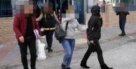 Alanya'da fuhuş operasyonu: 2 kişi gözaltında