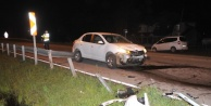 Alanya'da korkutan kaza! 1 yaralı