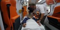 Alanya'daki feci kazada 3 kişi yaralandı!