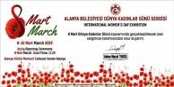 Alanyalı kadınlara 8 Mart'a özel sergi