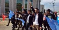 ALKÜ'lü genç bozkurtlar Nevruz'u kutladı