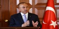 """Bakan Çavuşoğlu: 'Herkes sussa Türkiye susmaz!"""""""