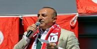Bakan Çavuşoğlu PKK'lı aday listelerini açıkladı
