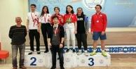 Belediyesporlu eskrimcilerden 6 madalyalı zafer