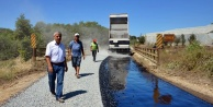 Büyükşehir'den Alanya kırsalına 60 milyonluk yatırım