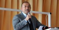 """Çavuşoğlu: 'Alanya'da turizm kadar tarım da önemli"""""""