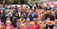 Cumhur İttifakı Alanya'dan kırsal çıkarması