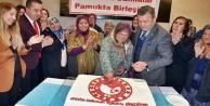 'Damlalar Pamukla Birleşiyor' projesinin açılışı yapıldı