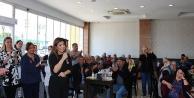 Ebru Türel, 'Yaşlılarımız başımızın tacı'