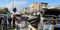 Feci kazada 1 kişi öldü, 3 kişi yaralandı!