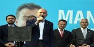 İçişleri Bakanı Soylu Manavgat'ta seçim ofisi açtı