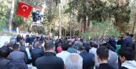 Şehidimiz Nazilli mezarı başında dualarla anıldı