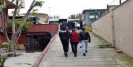 81 ilde eş zamanlı yapılan operasyonda Antalya'dan 105 şahıs yakalandı