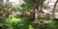 Alanya'nın en güzel balkon ve bahçesi belli oldu