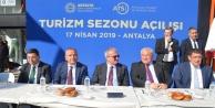 Antalya Valisi Karaloğlu'ndan esnafa sitem