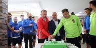 Başkan Çavuşoğlu'nun doğum gününü kutladılar