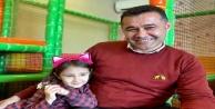 Başkan Yücel seçimin stresini kızıyla attı