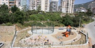 Cikcilli mahallesine yeni bir park