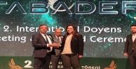 Alanya HEP Üniversitesi'ne Genç TABADER Ödülü verildi