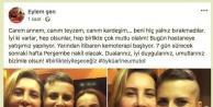 Öykü'nün annesi müjdeyi sosyal medya hesabından verdi