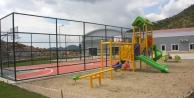 Yücel'den o mahalleye yeni çocuk parkı