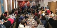 AK Partili kadınlara teşekkür belgesi