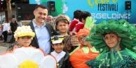 Alanya'da çevre festivali coşkusu