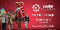 Alanya'da  Festival Yörük göçü ile başlayacak