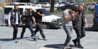 Alanya'da uyuşturucu operasyonunda 1 tutuklama